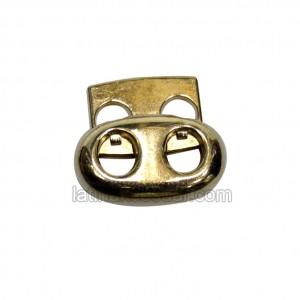 metal aksesuar-bağ ucu stoperler